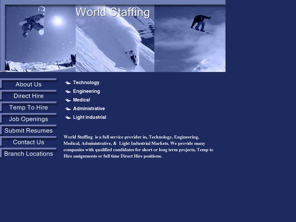 website screenshot