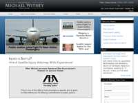 MICHAEL WITHEY website screenshot