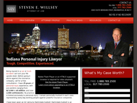 STEVEN WILLSEY website screenshot
