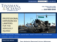 RICHARD TINSMAN website screenshot