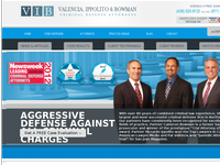 PATRICK VALENCIA website screenshot