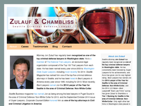 JON ZULAUF website screenshot