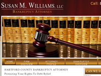 G SCOTT WILLIAMS website screenshot