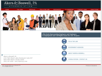 DON BOSWELL website screenshot