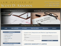 S ARNOPOL website screenshot