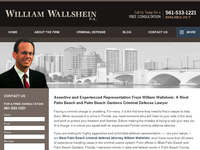BILL WALLSHEIN website screenshot