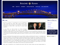 JOSEPH KANAN website screenshot