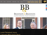 DENNIS BRANNON website screenshot