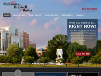 ROY BRASWELL website screenshot