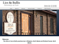 JOHN BULLIS website screenshot