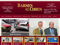 GLENN COHEN website screenshot