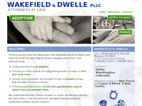 ANNE DWELLE website screenshot