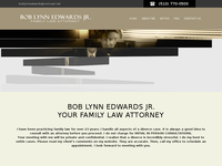 BOB EDWARDS JR website screenshot