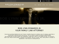 BOB LYNN EDWARDS JR website screenshot