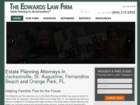WILLIAM EDWARDS JR website screenshot