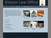 LYLE ELIASEN website screenshot