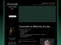 ALYSOUN EVERSOLE website screenshot