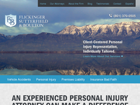 KEVIN SUTTERFIELD website screenshot