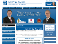 EDMOND FOLEY website screenshot