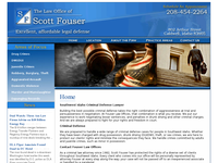 SCOTT FOUSER website screenshot
