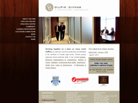 GILPIN GIVHAN website screenshot