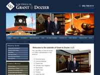 WILLIAM GRANT website screenshot
