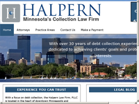 LOREN HALPERN website screenshot