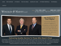 JAY HARVEY website screenshot