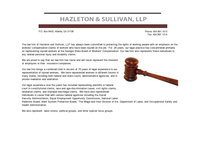 WILLIAM HAZLETON website screenshot