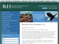 TIMOTHY HENDERSON website screenshot