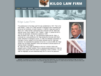 ROBERT KILGO JR website screenshot