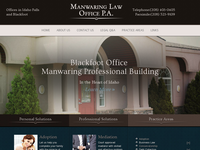KIPP MANWARING website screenshot