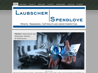 LAWRENCE LAUBSCHER JR website screenshot