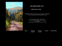 JON LEWIS KELLY website screenshot