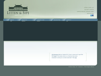 DONALD LITTEN website screenshot