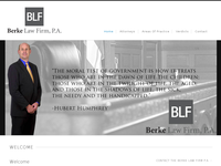 EVAN LUBELL website screenshot