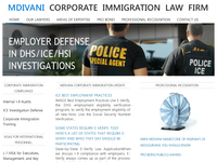 MIRA MDIVANI website screenshot