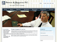 HERBERT MESCHKE website screenshot