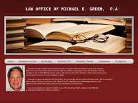 MICHAEL GREEN website screenshot