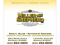 MARK MILLER website screenshot