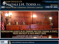 NATALI TODD website screenshot