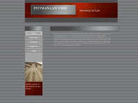 DAVID PITTMAN website screenshot