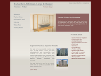 JOHN WHITMAN website screenshot