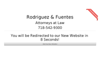 JOSE RODRIGUEZ website screenshot
