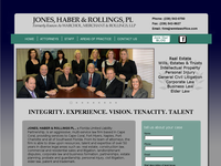HARVEY ROLLINGS website screenshot