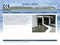 STERLING ROSS JR website screenshot
