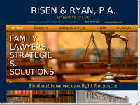 STEPHEN RYAN website screenshot