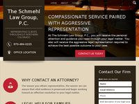 JAMES SCHMEHL website screenshot