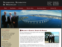 ROBERT SCHROTH website screenshot