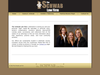 DANNA SCHWAB website screenshot